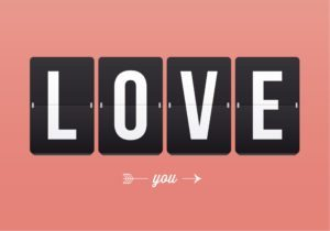 123RF.com_22497738_I love you, mechanical panel letters Typography, font, type vector vintage retro by thecorner-min