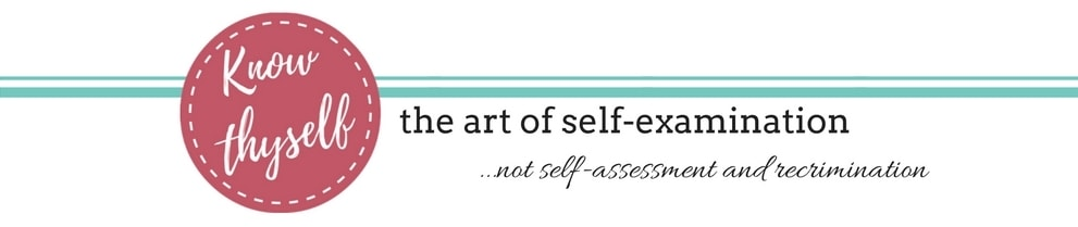Know Thyself articles and exercises
