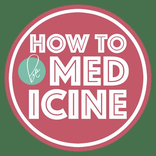 how to be medicine logo